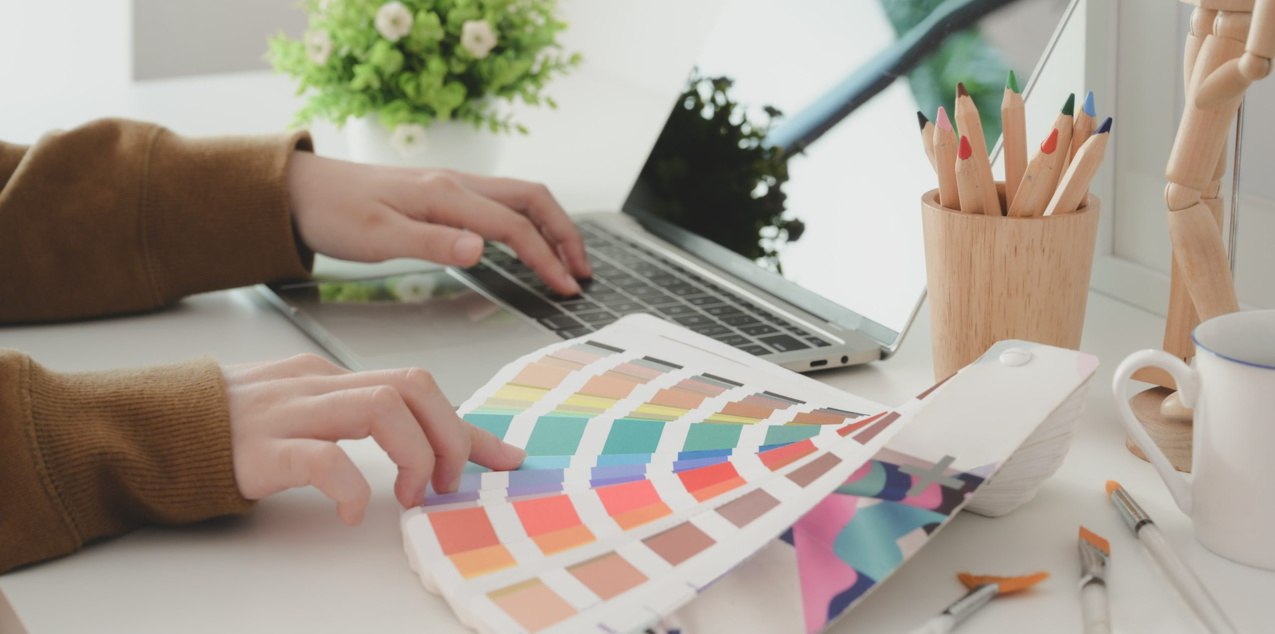 How to strategically leverage color use in graphic design