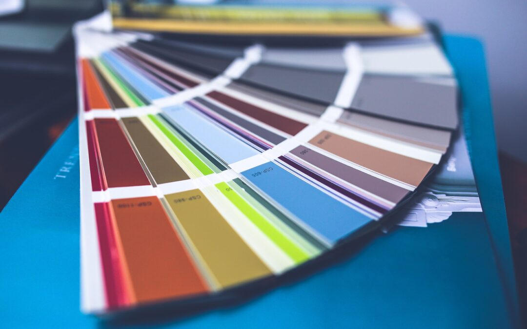 How To Pick Colors That Fit Your Brand