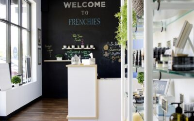 Native Content: Frenchies Modern Nail Care might just care more about the health of your nails than you do