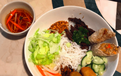 WCHL: Pho Happiness