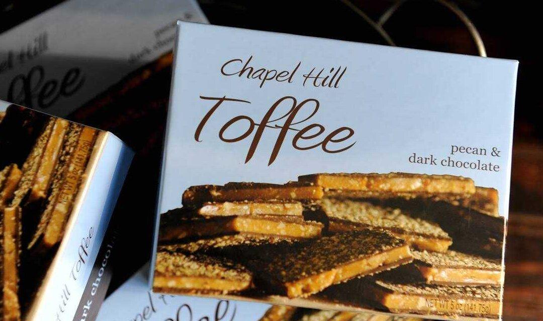 WCHL: Chapel Hill Toffee