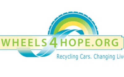 Chapel Hill Tire Newsletter: Wheels 4 Hope