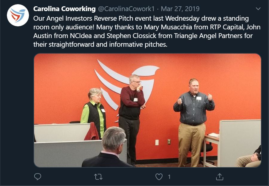 Carolina Coworking Case Study